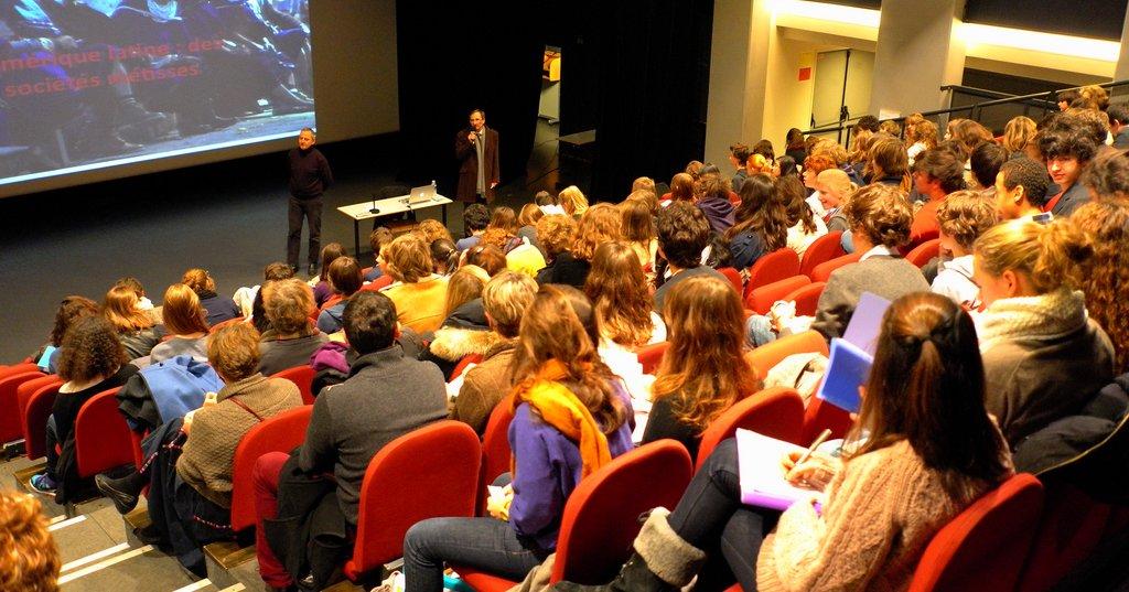 Cycle de conférences pour les lycéens – École alsacienne